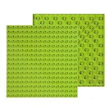 16*16 punti grande piastra di Base grandi mattoni doppio lato piastra di Base cava blocchi fai da te giocattoli educativi precoci per regalo per bambini