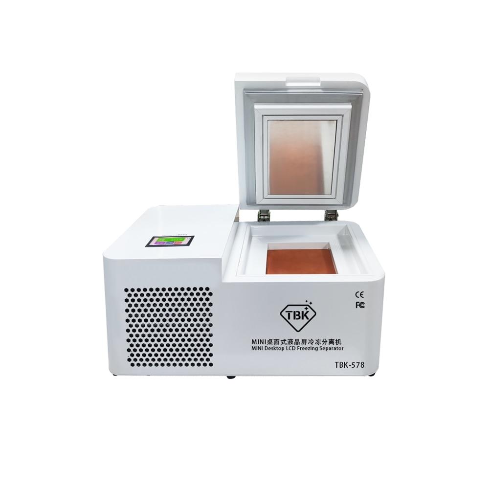 TBK-578 Laminating Frozen Separating Machine/LCD Freezing Separator 2