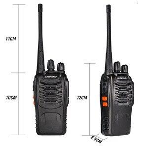 Image 5 - 3PCS Baofeng BF 888S Two Way Radio BF 888S 6km Walkie Talkie 5W Portable CB Ham Radio Handheld HF Transceiver Interphone bf888S