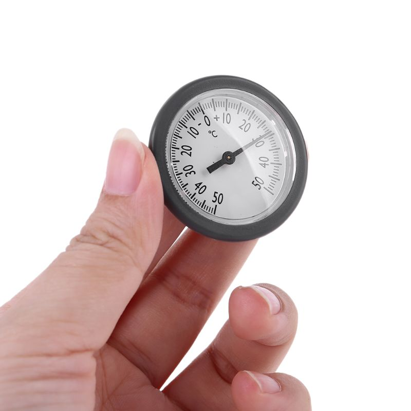 Mini termômetro higrômetro geladeira freezer tester medidor de umidade temperatura detector thermograph pet carro automático