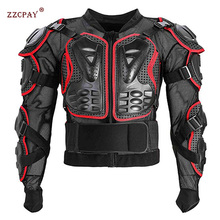 Women's Men's Motocross Armor Protection Mountain Bike Guard T-Shirt Racing Suit Jacket Back Chest Gear Full Body Protector