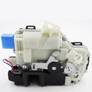 Image 3 - FRONT LEFT Door Lock Actuator FOR VW NEW BEETLE POLO 9n TRANSPORTER t5 SKODA FABIA ROOMSTER SUPERB SEAT CORDOBA (6L)  IBIZA