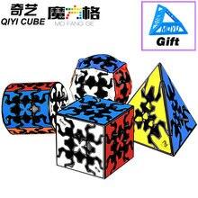 Кубик Рубика qiyi игрушка пазл mofangge 3x3x3 кубики Экипировка