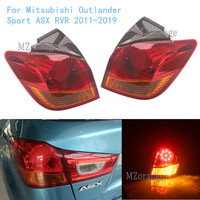 MZORANGE Rear Left Right Outside Tail light Fit For Outlander Sport ASX RVR GA2W GA5W GA6W GA1W GA7W GA8W Signal Lamp