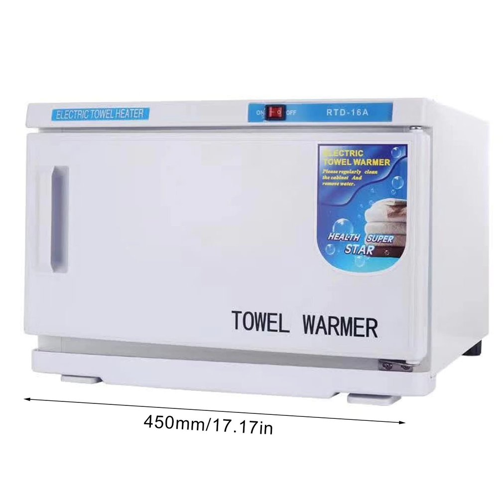 Rtd-16A Commercial Barber Shop Uv Wet Towel Heating Disinfection Cabinet Beauty Salon Towel Heating Cabinet