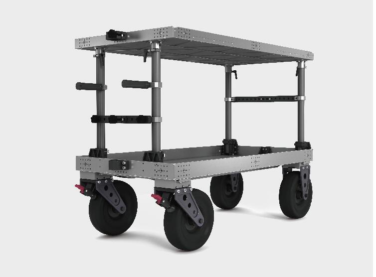 Image 3 - Tilta Movie Cart Dolly Director Cart for Film Video Max Load 500kg TT TCA01gimbal stabilizergopro stabilizerstabilizer gopro -