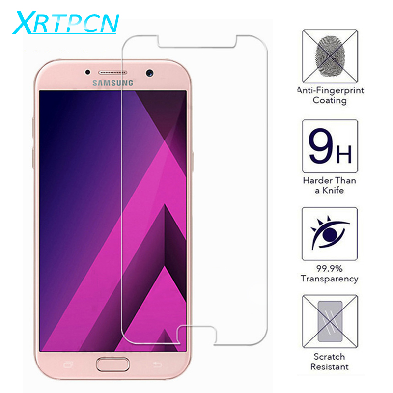 9H Tempered Glass On For Samsung Galaxy J3 J5 J7 A3 A5 A7 2015 2016 2017 Screen Protector For Samsung J5 J7 2016 Protective Film