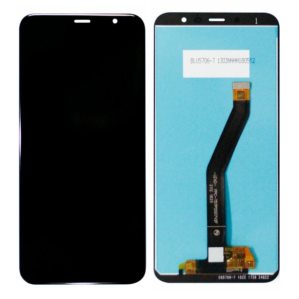 5.7inch LCD For <font><b>MeiZu</b></font> <font><b>M6T</b></font> Meilan 6T <font><b>M811H</b></font> M811Q LCD Display+Touch Screen Digitizer Assembly Frame image
