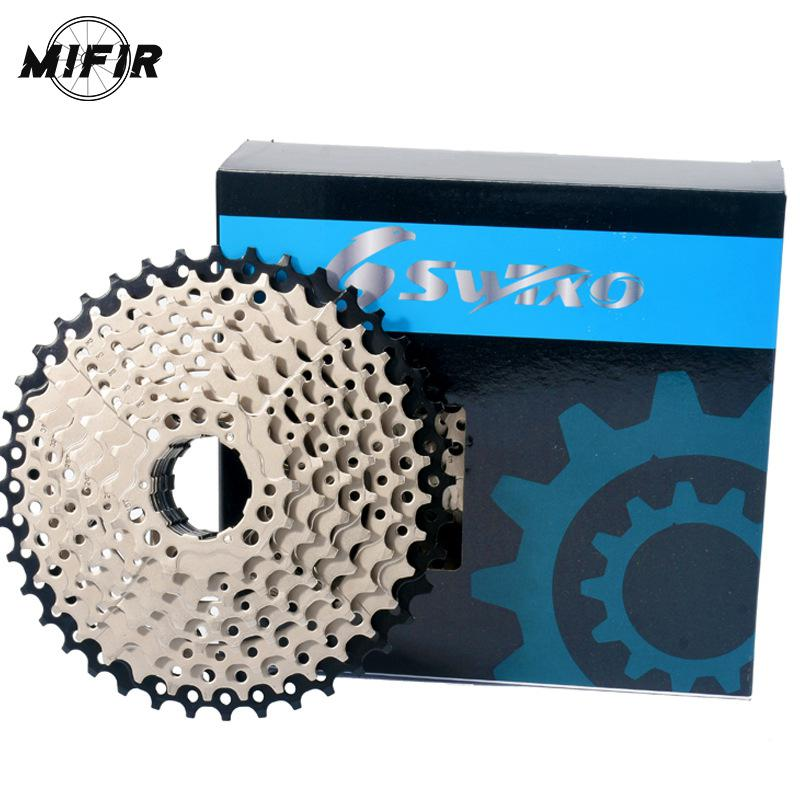 9S 27S 11 40T Freewheels MTB Bicycle Flywheel 9 Speed Climbing Cassette Flywheel 11 40T Compatible Parts|  - title=