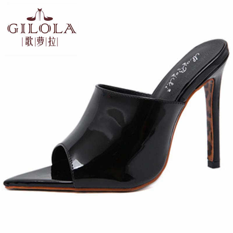 New Thin Heels \Women Sandals High Heels Peep Toe Fashion Women Shoes Spring Summer #Y0060232Y