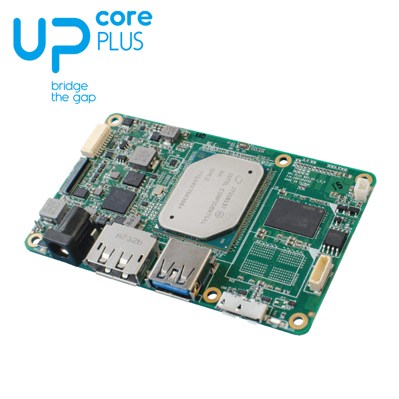 UP Core Plus Intel X86 Platform Development Board Compatible With Raspberry Pie Neural Computing Stick