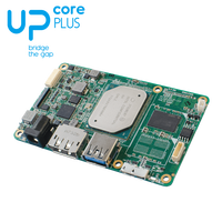 UP Core Plus Intel X86 Platform Development Board Compatible with Raspberry Pie Neural Computing Stick|Building Automation| |  -