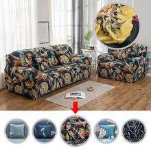 1 2 3 seater sofa cover Stretch Furniture Covers Elastic Sofa Covers For living Room universal Slipcovers Armchairs couch covers universal full fit sofa cover warm plush stretch elastic couch covers l shape furniture recliner covers set leather protection