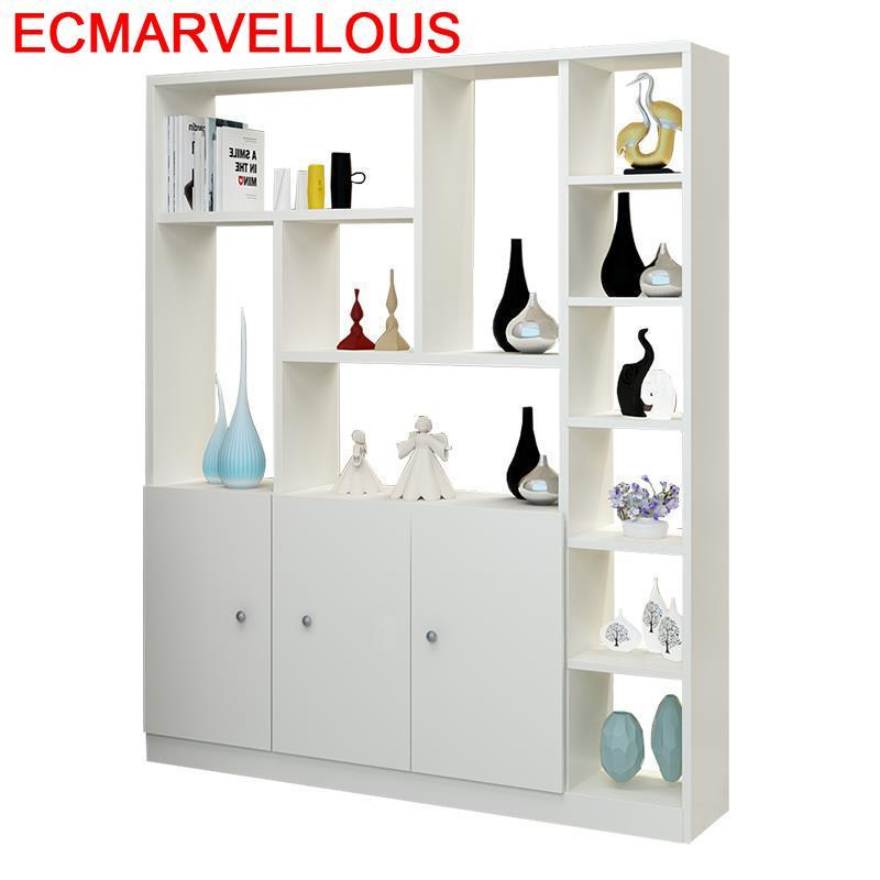 Storage Kitchen Cristaleira Shelves Armoire Sala Table Vetrinetta Da Esposizione Shelf Commercial Furniture Bar Wine Cabinet