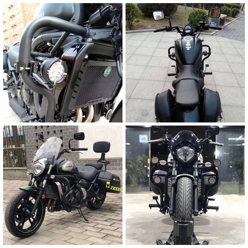 ZZR 1200//1400 Motorcycle Grip Pad Sheet 50x25 cm black for Kawasaki ZX-10R// 12R// 6R// 636