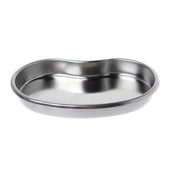 Stainless Steel Kidney Bowl Curved Trays Dental Tool Docters Use - discount item  36% OFF Bathroom Fixture