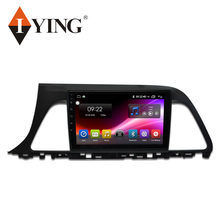 Iying Android 9 Voor Hyundai Sonata 9 2014 2015 2016 2017 2018 Auto Radio Multimedia Video Player Gps Navigatie Autoradio 2din(China)
