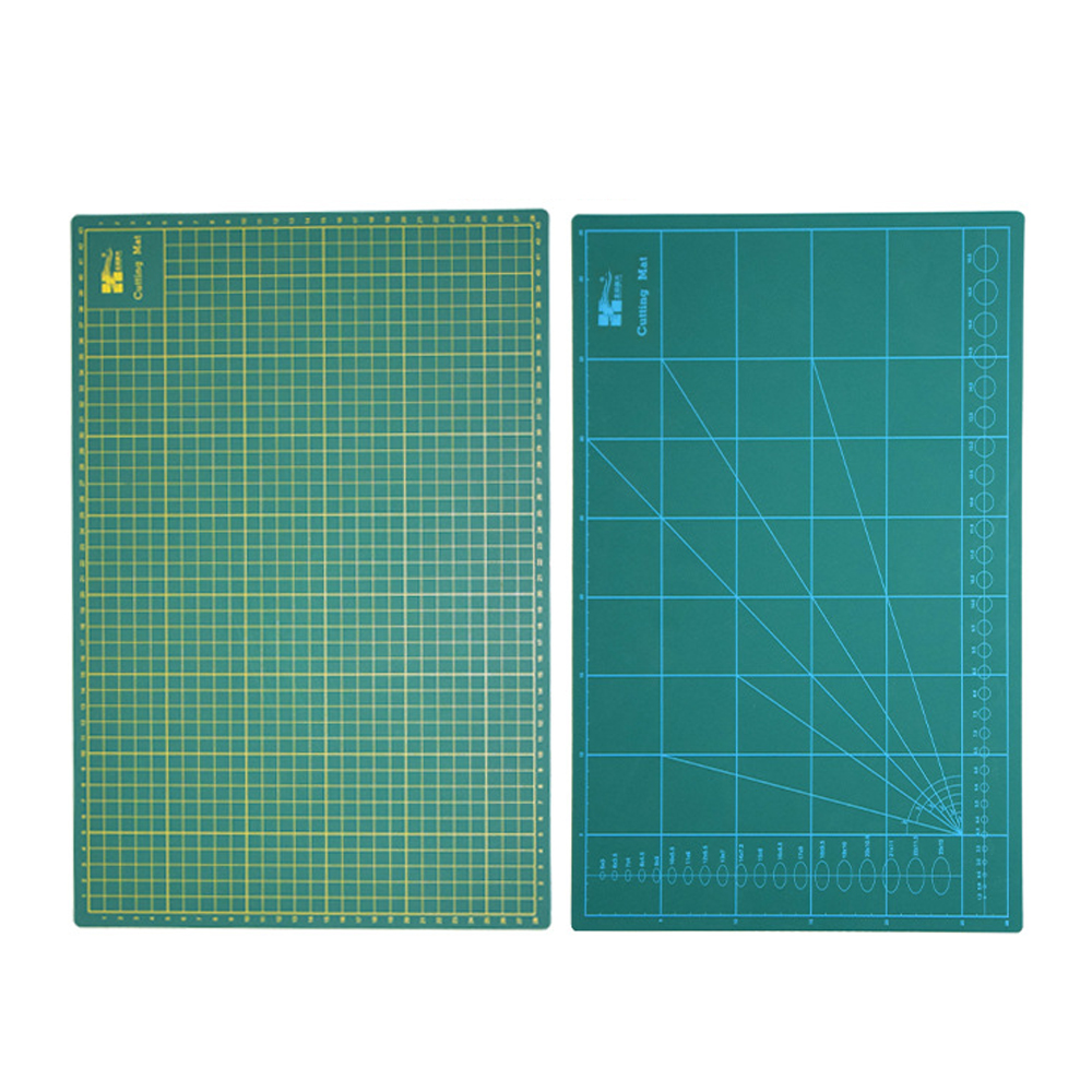 PVC Cutting Mat A3 Durable Self-repairing Cutting Mat Patchwork Tool Handmade