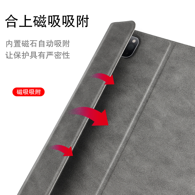 Smart case For iPad Pro 11 2020 2018 A2228 A2068 A2230 Tablet Slim Bluetooth Keyboard Case