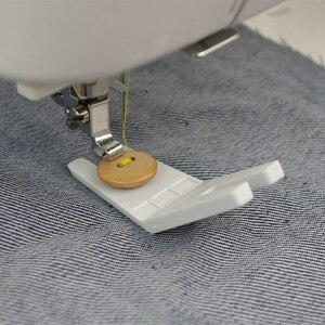 Nail buckle foot sewing accessories hump jumper for all Husqvarna Viking pfaff brothers singer juki janome sewing machine