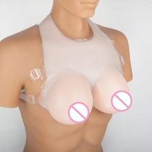 New Silicone False Fake Breast Boob Forms 800g To 1400g Enhancer Bra Insert Mastectomy Crossdress Transvestite User