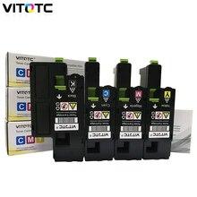 4 adet için uyumlu Toner kartuşu Fuji Xerox CP115w CP116w CP225w CM115w CM225w CM225fw lazer yazıcı Toner sıfırlama çipleri ile