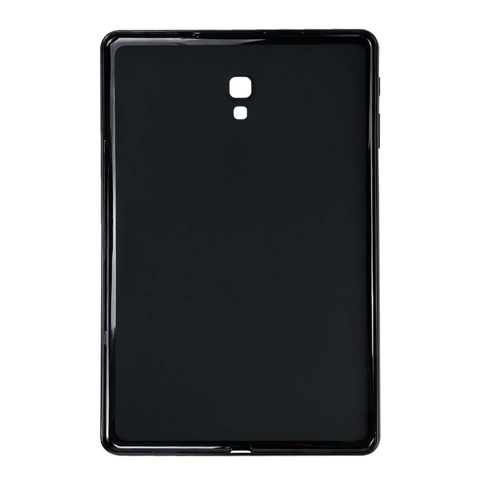 QIJUN Tab A 10.5 Silicone Smart Tablet Back Cover For Samusng Galaxy Tab A A2 10.5 2018 SM-T590 T595 T597 Shockproof Bumper Case