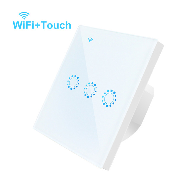 WiFi Smart Switch 3 Gang