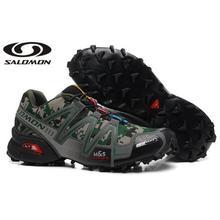 Спортивная обувь фехтовальная обувь Salomon speed Cross 3 CS III стиль Мужская обувь для бега на открытом воздухе