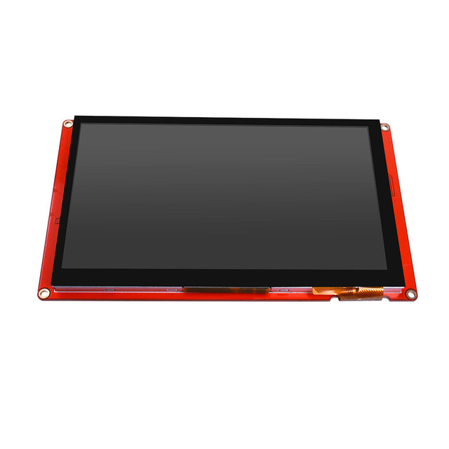 "Nextion inteligente de la Serie P NX8048P070-011C 7 ""Pantalla táctil capacitiva HMI módulo TFT LCD pantalla para Arduino Raspberry Pi"
