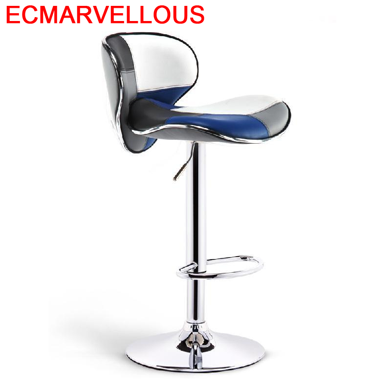 Silla Para Sandalyeler La Barra Comptoir Sedie Barkrukken Taburete Sandalyesi Stool Modern Tabouret De Moderne Cadeira Bar Chair
