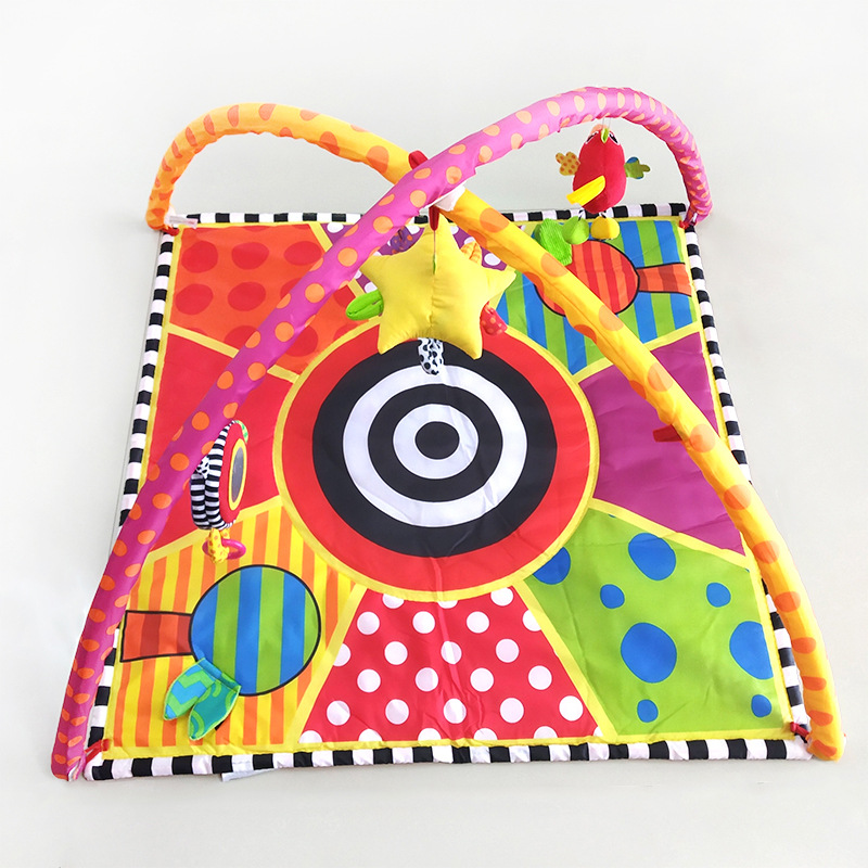 Soft Play Mat For Newborns Games Blankets Educational Carpet Toy Baby Activity Gym Baby Stuff