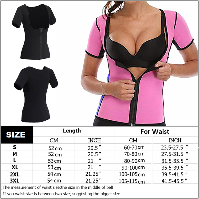 Postpartum Corset Belly Belt Body Shaper Maternity Waist Trainer Women Neoprene Sauna Short Gym Sweat Suit Weight Loss Zip Tops 2