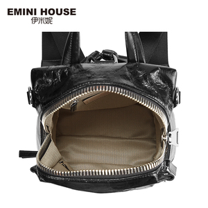 Image 5 - EMINI HOUSE Punk Style Women Backpack Multiple Wearing Methods Women Shoulder Bag Backpacks For Teenage Girls School Bag