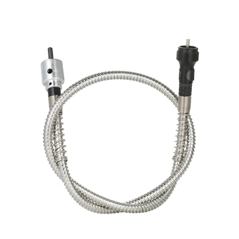 Hot 6mm Rotary Grinder Tool Flexible Flex Shaft +0-6mm Handpiece For Electric Drill Rotary Tool Accessories