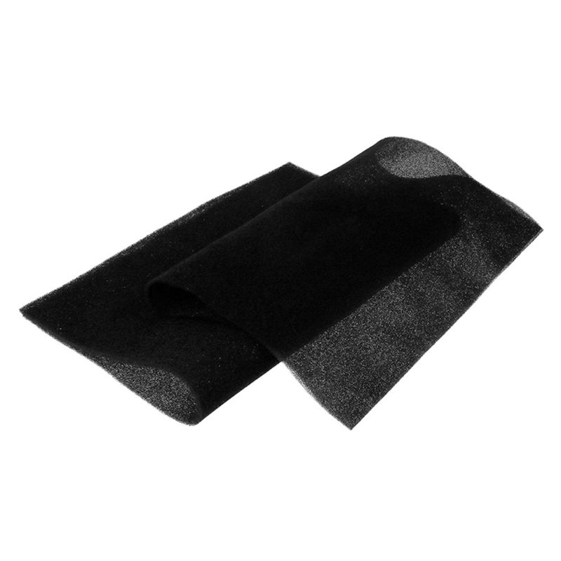 500x400x3/5MM Dustproof Sponge Computer Filter Mesh PC Case Fan Cooler Dustproof Cover Sponge Y5GE