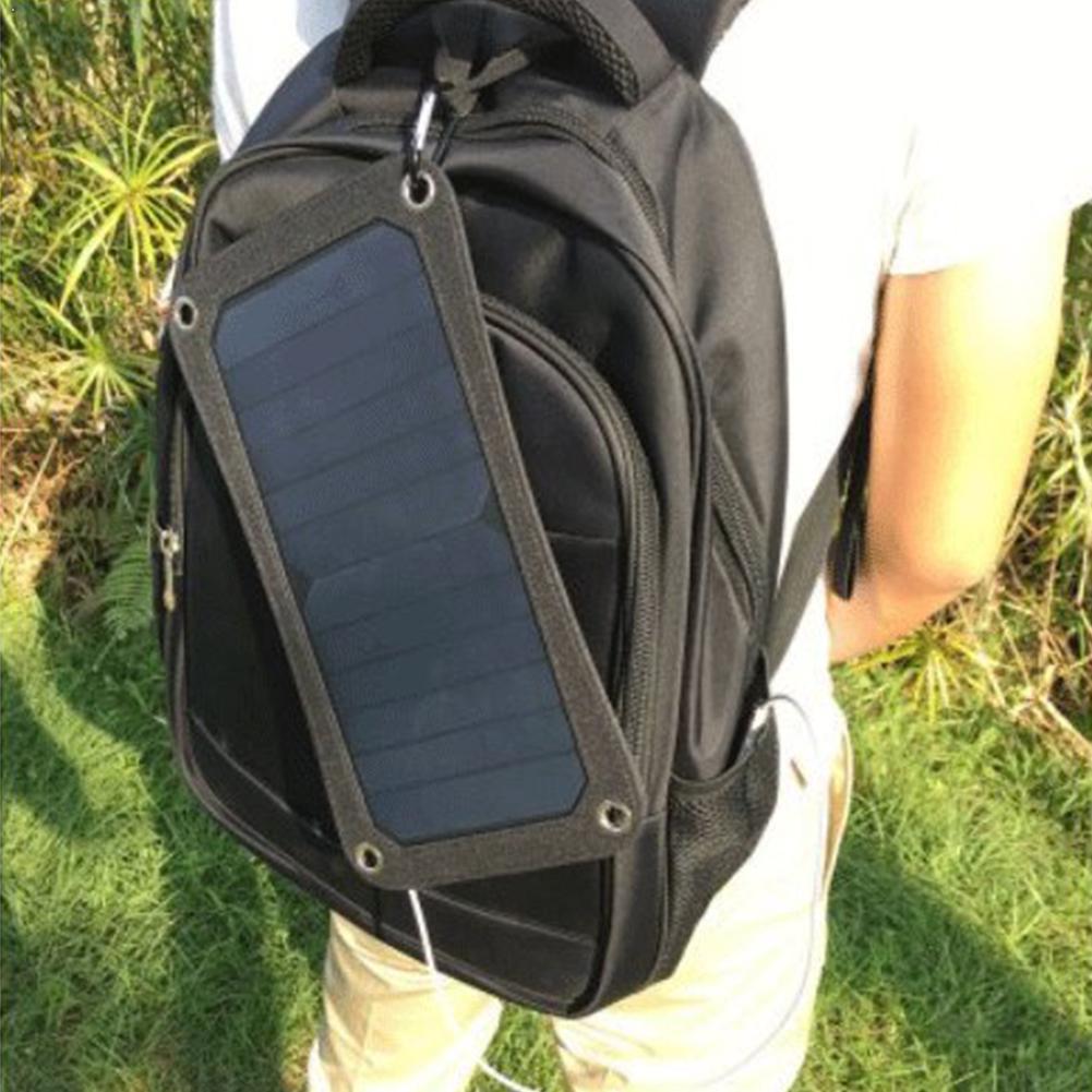 20w 5v usb carregador de painel solar ao ar livre portatil solar mais leve carregador celulas