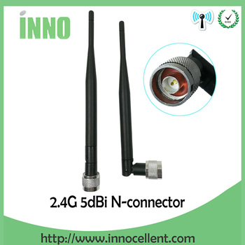 2.4GHz LTE 4G 5dBi Antenna Modem 3g 4g Aerial N Male Connector Omnidirectional WIFI Antenna N male for Wireless Router skylab skw92a 802 11b g n 2x2 mimo mt7628n 3g 4g wifi router module development board