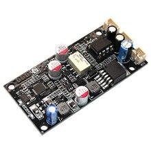 CSR8675 Bluetooth 5,0 беспроводной без потерь аудио стерео прием ES9018 APTX-HD ies цап поддержка 24 бит/96 кГц с антенной A7-001