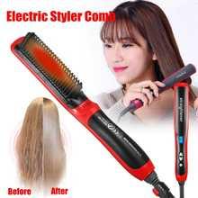 Вращающийся щипцы для завивки волос, быстрый нагрев, бигуди для волос, цифровая волна, светодиодный, титановый вращающийся зажим, инструмент для салонного стайлера