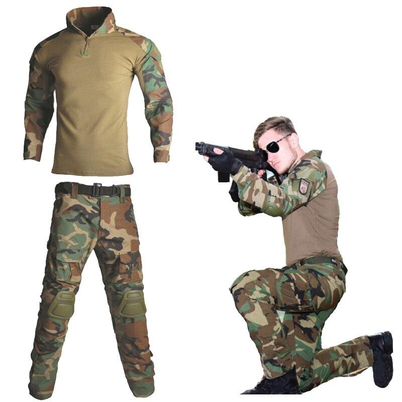 negro Liberaci/ón r/ápida t/áctica coderas rodilleras para rana traje t/áctico ropa equipo de protecci/ón