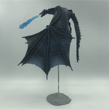 Jon Snow Daenerys Targaryen Night King Viserion Ice Dragon Arya Stark Dragon Queen White Walkers Toy Action Figure Model Doll
