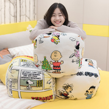 Comfortable Cartoon Large Tatami Cushion Thicken Bed Sofa Pillow Home decoration Pillow for Girls Children Birthday Present