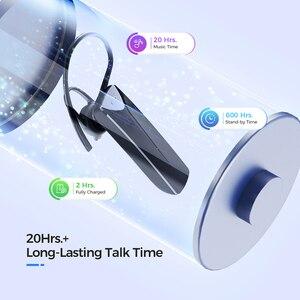 Image 2 - Беспроводные наушники Mpow EM19, Bluetooth 5,0, с шумоподавлением, микрофоном