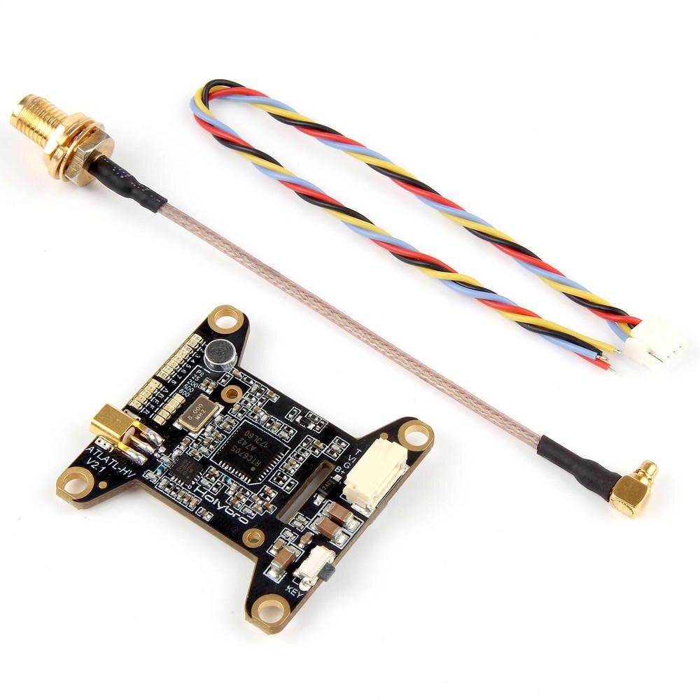 Holybro Atlatl HV V2 5.8G 40CH 25/200/500/800mW FPV Transmitter Built-in Microphone