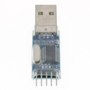 Image 5 - Miễn Phí Vận Chuyển 100 Chiếc PL2303HX USB To TTL/USB TTL/STC Vi Điều Khiển Lập Trình Module/PL2303 9 Trong Số nâng Cấp Ban
