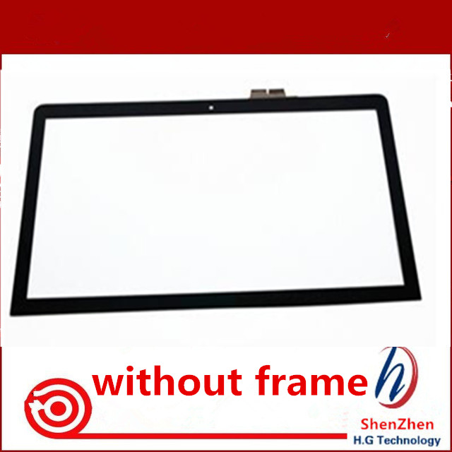 """15.6"""" Laptop Replacement Touch Screen Digitizer Glass Repairing Part For Sony Vaio SVF152 SVF153 series