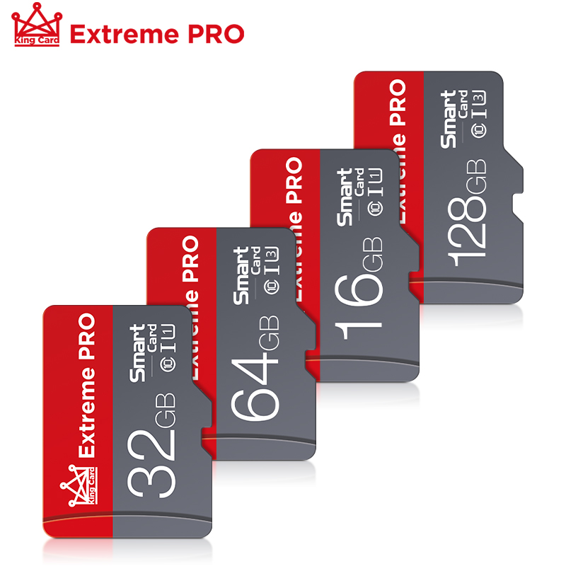 Sıcak satış hafıza kartı 4 8 16 32 64 128 GB Micro SD 128 GB 32GB 64GB mikro SD kart SD/TF Flash kart microSD carte telefon için