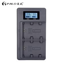 PALO NP FZ100 NPFZ100 FZ100 LCD cyfrowy akumulator ładowarka do sony Alpha a9, Alpha a7R III, A7R znak 3, alfa a7 III, A7 znak 3