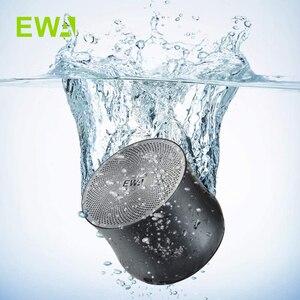 Image 1 - EWA A2Pro 미니 블루투스 5.0 스피커 방수 휴대용 무선 스피커 더 나은 저음 10 시간 야외 홈 재생 시간
